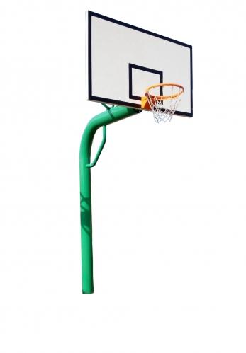 219地埋圆管篮球架