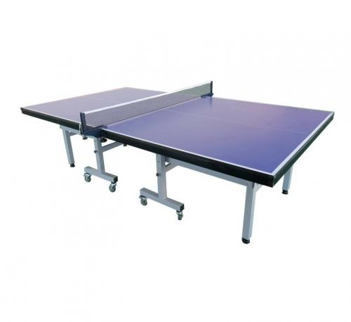 单侧折叠带轮乒乓球台