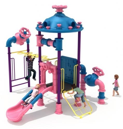 户外儿童乐园 QF-17005A