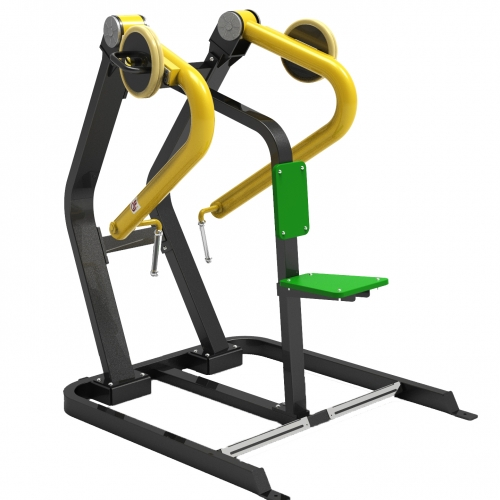 平行拉背训练器