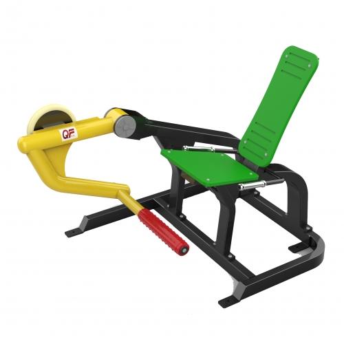 坐式伸腿训练器